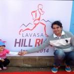 Lavasa hill run