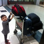 To Delhi in Indigo